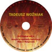 label CD Mistrz i Ma³gorzata