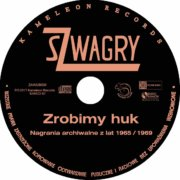 szwagry label CD