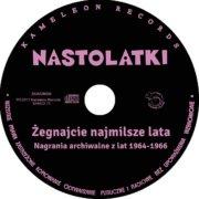nastolatki label CD