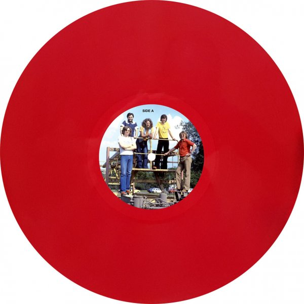 twa jasna red LP